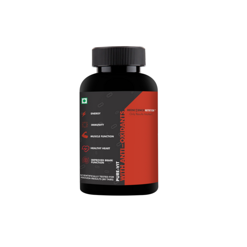 Redscience Nutrition Pure-Vit with Anti-Oxidants