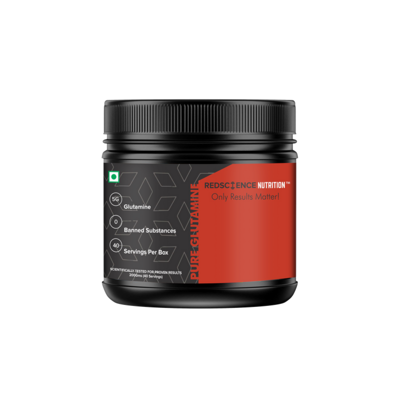 Redscience Nutrition Pure Glutamine