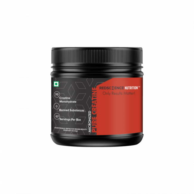 Micronized Pure Creatine